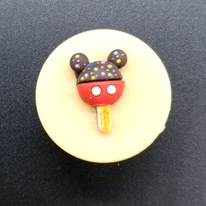 Custom Hand Crafted Pop Grip Mickey Mouse Popsicle